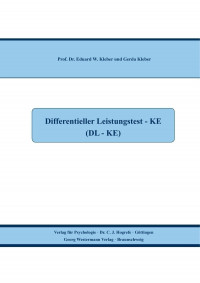 Differentieller Leistungstest - KE