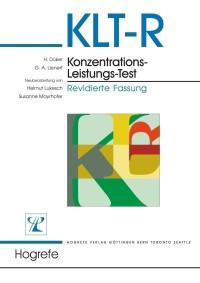 Konzentrations-Leistungs-Test - Revidierte Fassung -