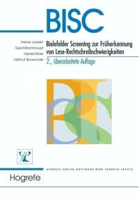 Bielefelder Screening zur Früherkennung von Lese-Rechtschreibschwierigkeiten