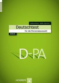 Deutschtest für die Personalauswahl