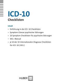 IDCL für ICD-10 - ICD-10 Checklisten