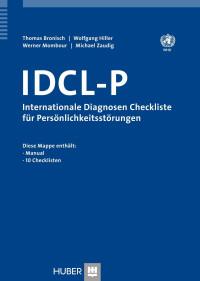 Internationale Diagnosen Checkliste für Persönlichkeitsstörungen