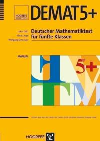 Deutscher Mathematiktest für fünfte Klassen