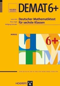 Deutscher Mathematiktest für sechste Klassen