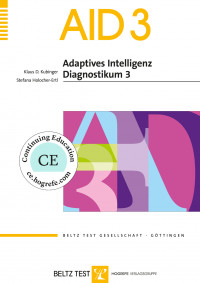 Adaptives Intelligenz Diagnostikum 3