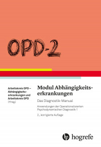 OPD-2 - Modul Abhängigkeitserkrankungen