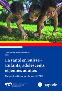La santé en Suisse,  Enfants, adolescents et jeunes adultes