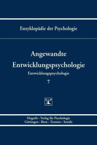 Angewandte Entwicklungspsychologie