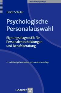 Psychologische Personalauswahl