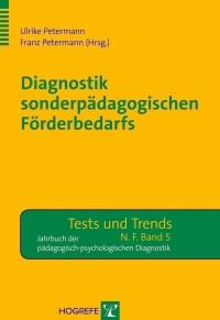 Diagnostik sonderpädagogischen Förderbedarfs