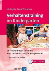 Verhaltenstraining im Kindergarten