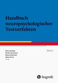 Handbuch neuropsychologischer Testverfahren